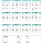Boise School District Calendar 2020