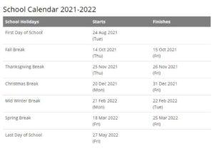 Tooele County School Calendar pdf