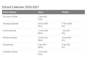 Issaquah School District Calendar pdf
