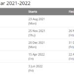 Bladen County Schools Calendar 2021-2022