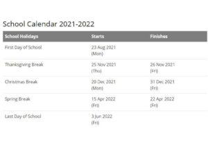 Bladen County Schools Calendar pdf