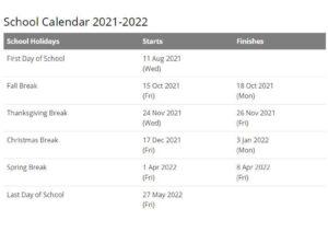 Northwest Allen County Schools Calendar pdf